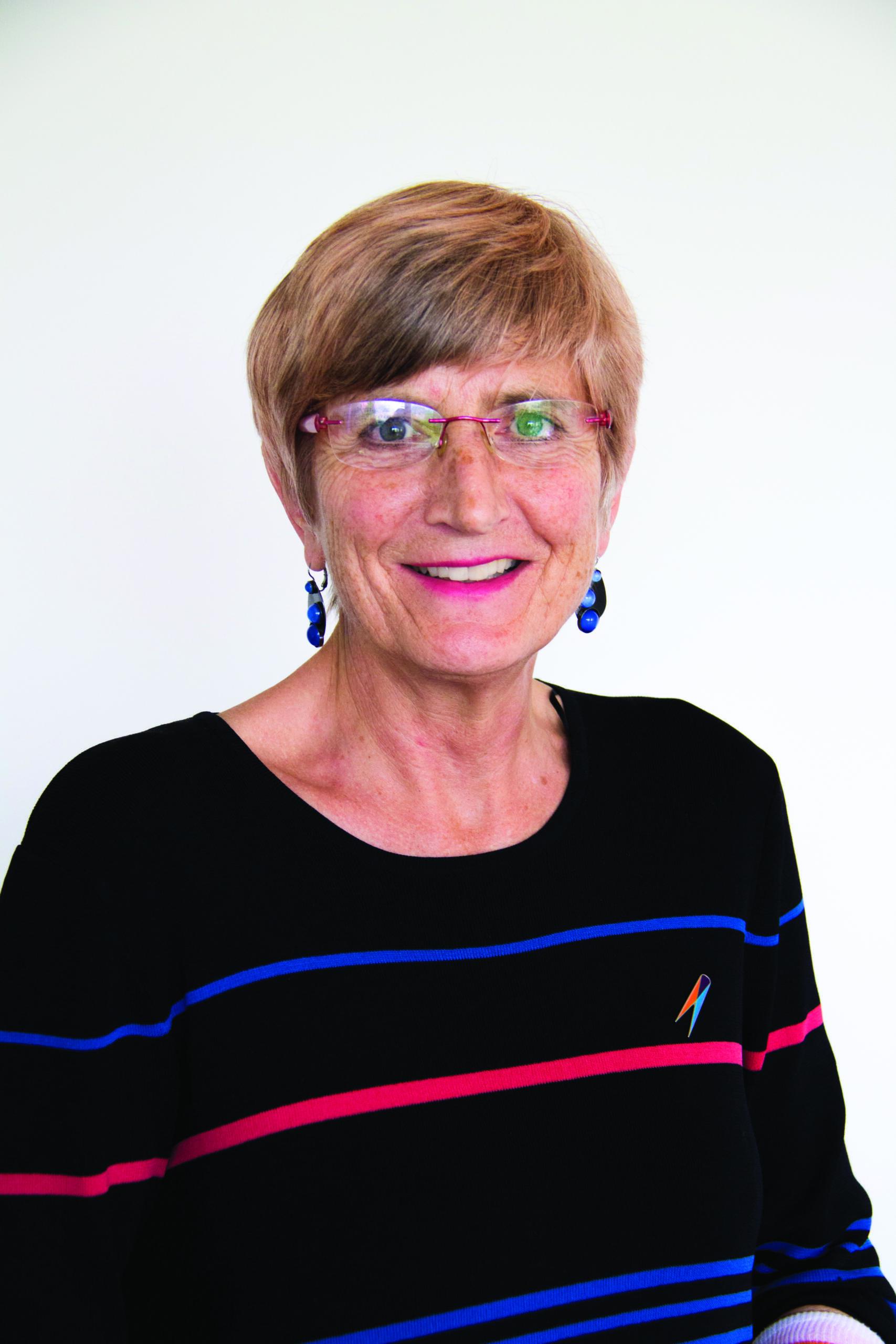 Caroline van den Brul MBE