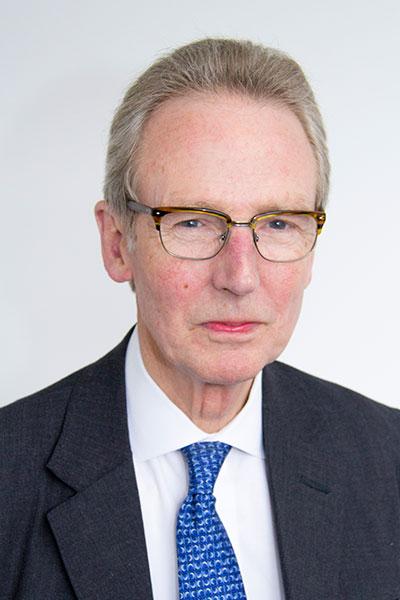 David Mayhew CBE