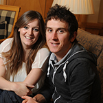 Geraint Thomas: Photo credit - Media Wales Limited.