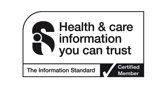 Information standard logo