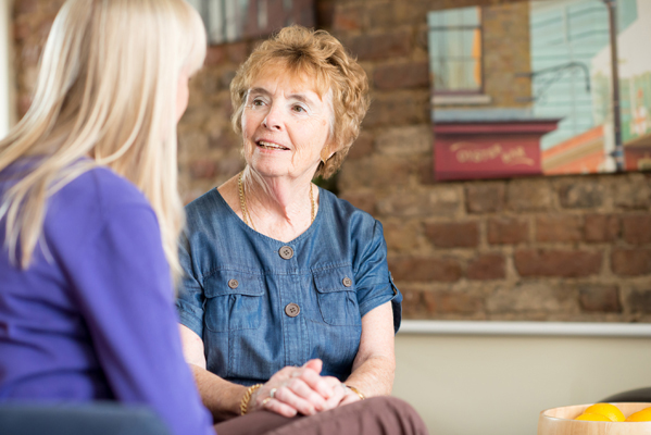 Support for people affected by dementia