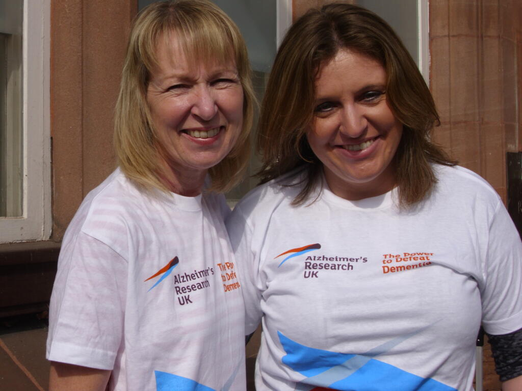 Memory study volunteers