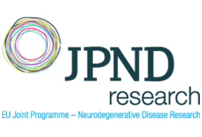 EU Joint Programme Neurodegenerative Disease Research logo
