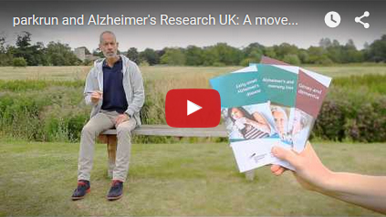 parkrun and Alzheimer's Research UK: A move...