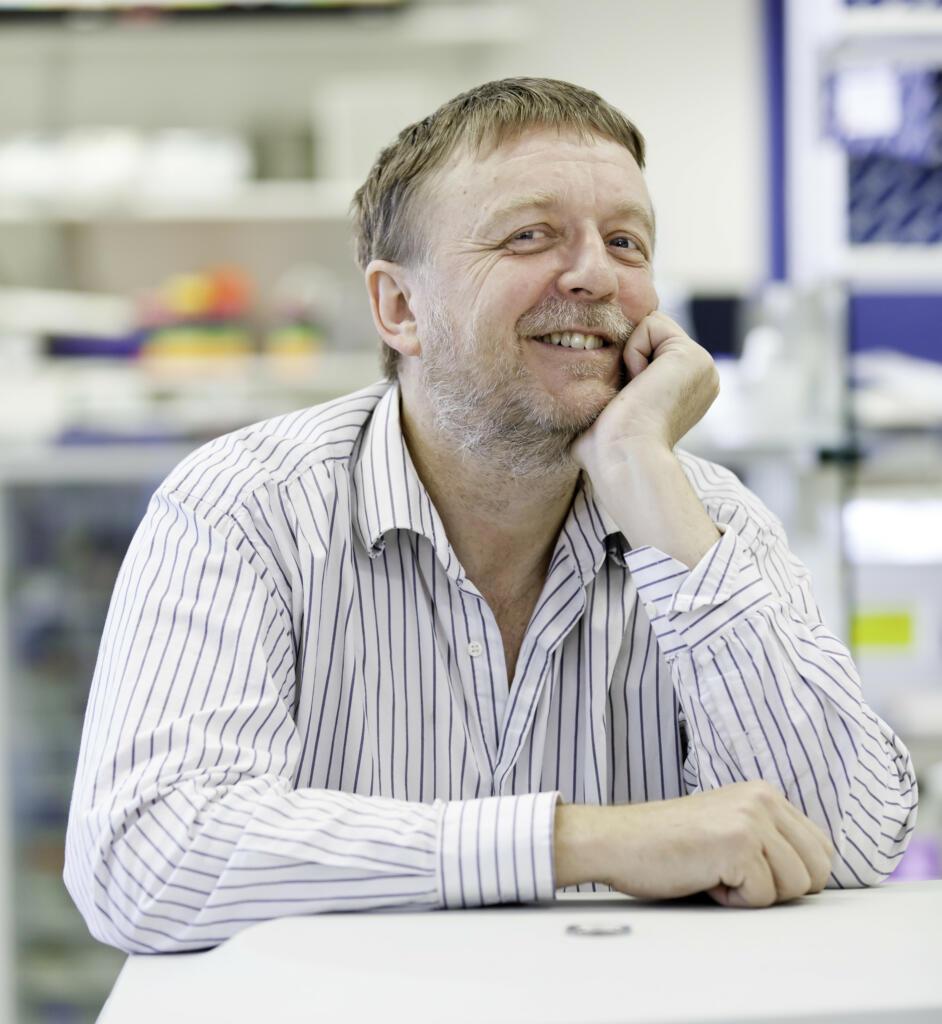 Prof John Hardy, UCL