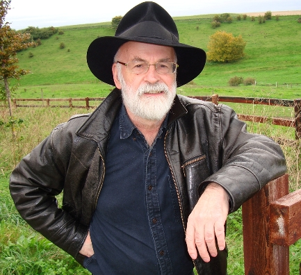 Sir Tery Pratchett - web photo