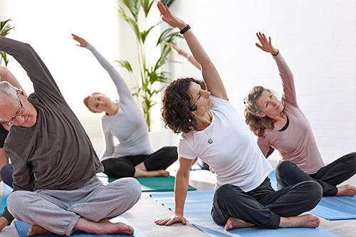 Yoga for Alzheimer's