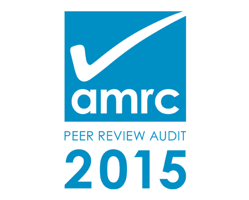 AMRC Peer Review Audit 2015