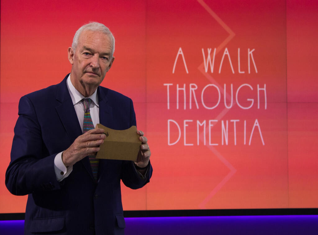 Jon Snow - A Walk Through Dementia - low