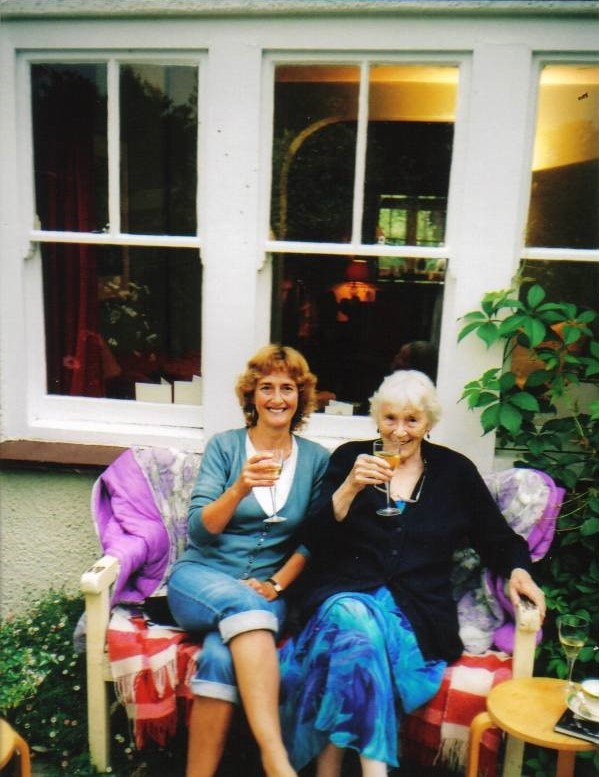 Marianne and Lesley Talbot