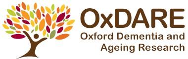 OxDARE logo
