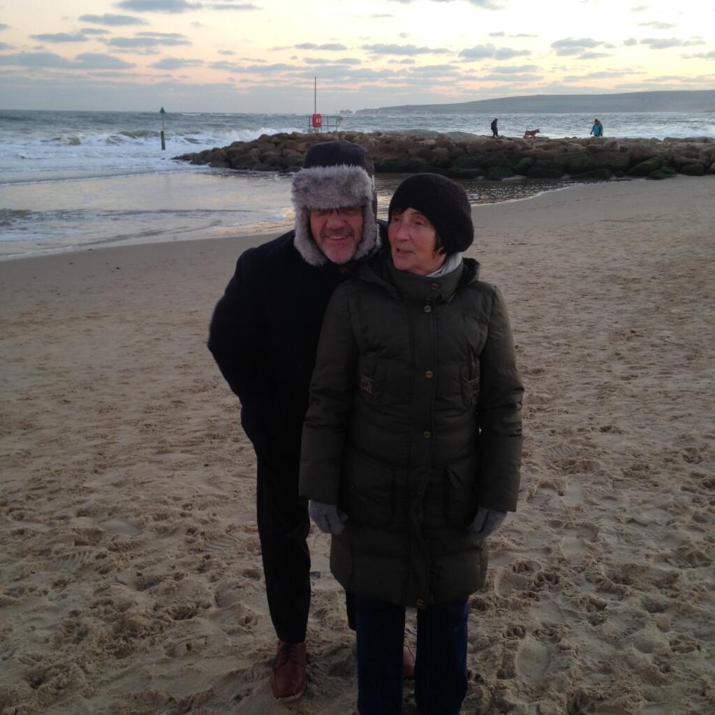 James Warren's parents