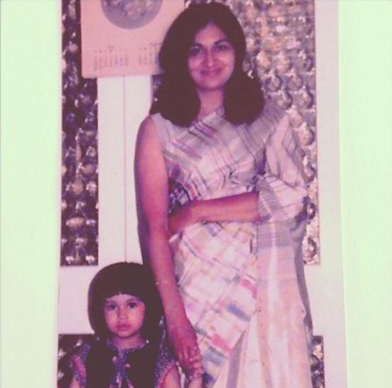 希尔帕和她妈妈