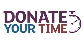 Donate Your Time logo