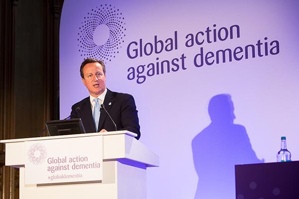 David Cameron ARUK President