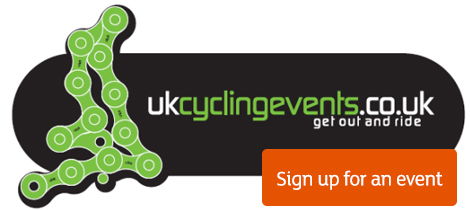 Sign up for a UK Cycling Event