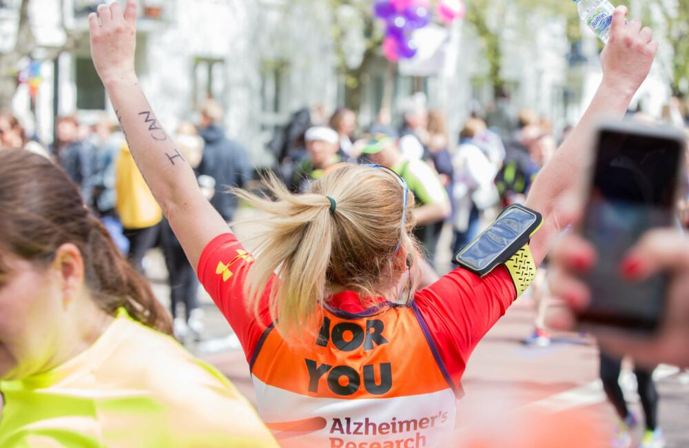 Events, Alzheimer's Research UK