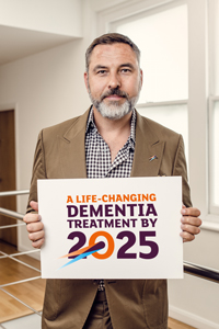 A life-changing treatment by 2025   Alzheimer's Research UK