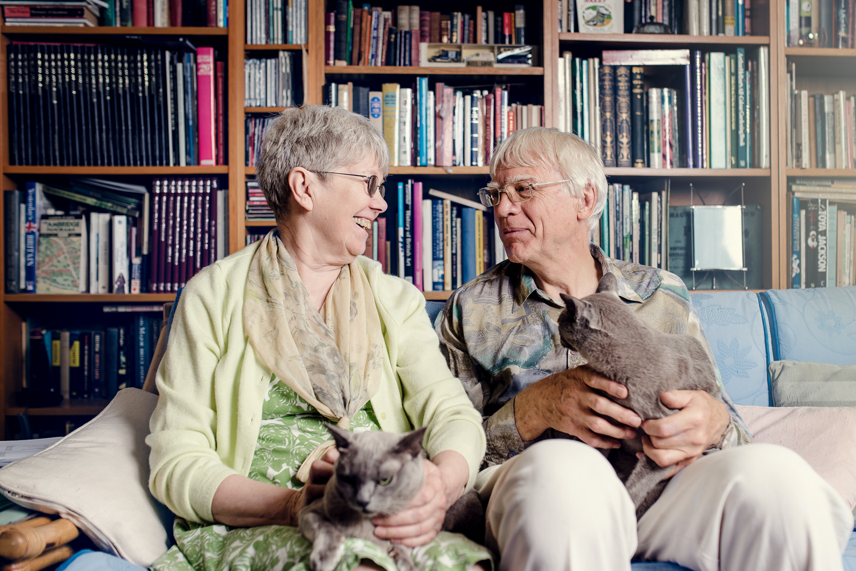 Brenda and Stephen Whittle