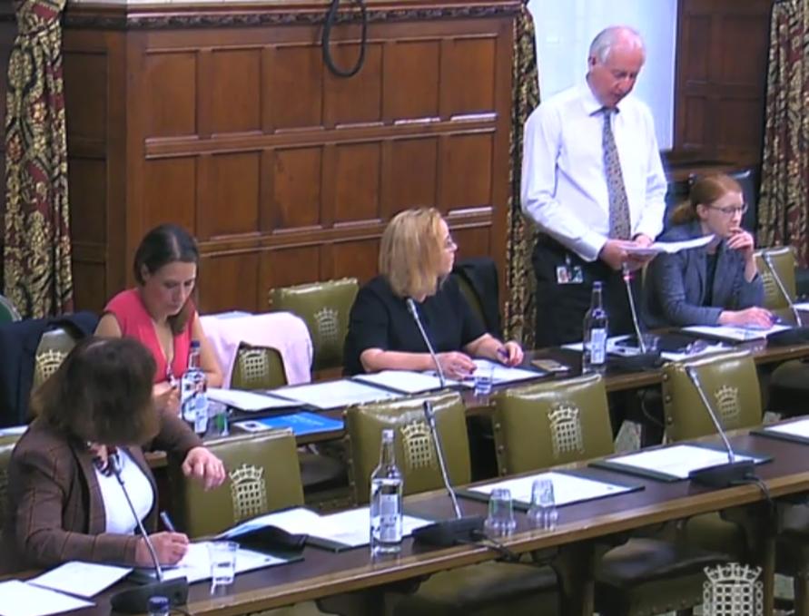 MPs raise awareness of dementia