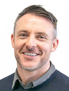 Simon McDermott Staff Photo