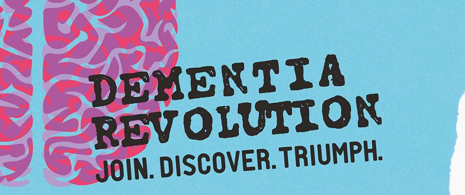 Dementia Revolution Banner