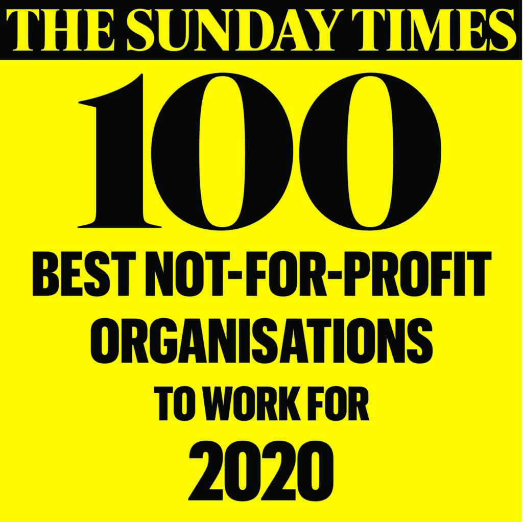 2019 Best Not-For-Profit - large