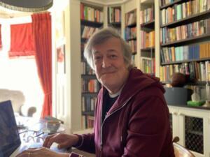 Stephen Fry New Image 300x225