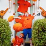 Dress up your doorway this summer, Alzheimer's Research UK