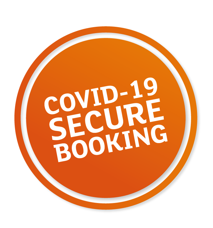 Covid secure booking