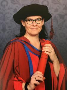 Redditch's Tammaryn Lashley made a Professor of dementia research, Alzheimer's Research UK
