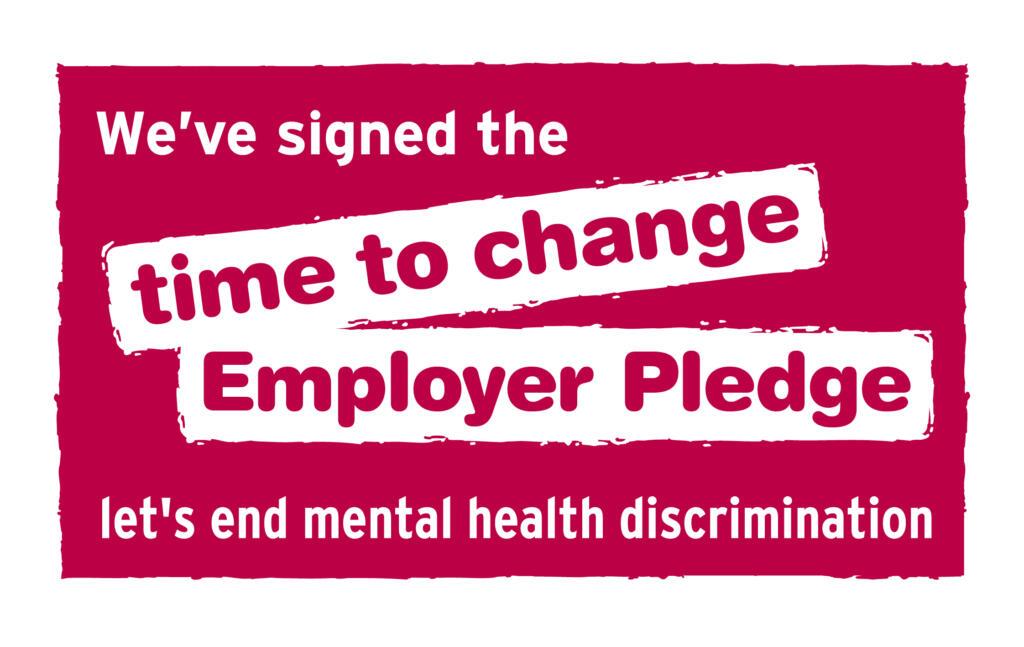 TtC employer pledge stamp