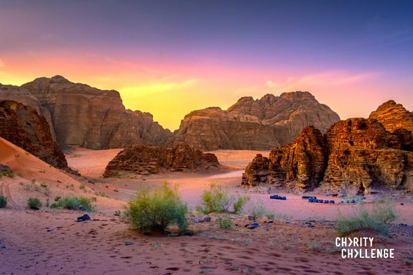 Trek to Petra Image 1
