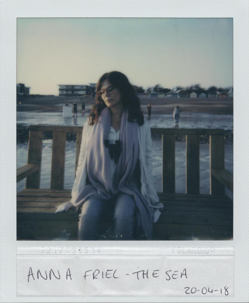 Anna Polaroid
