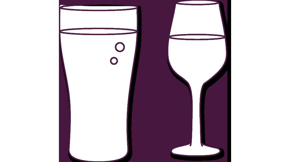 Brain health drink responsibly