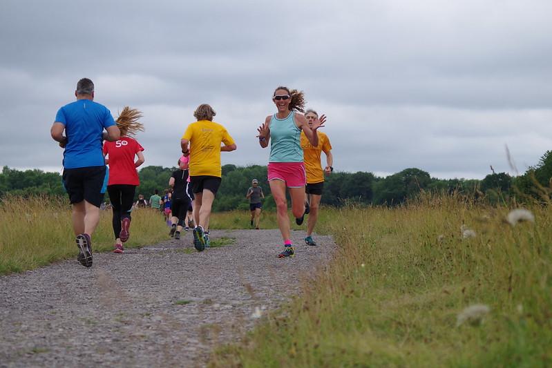 Chrissie Running
