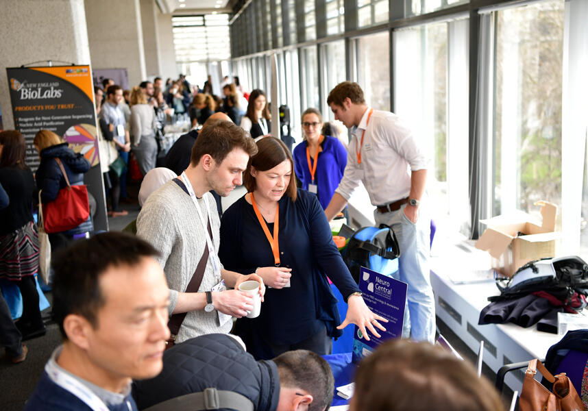 conference exhibitor
