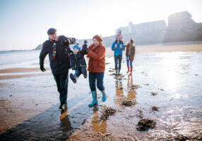 Reduce dementia risk by 40% family exercise