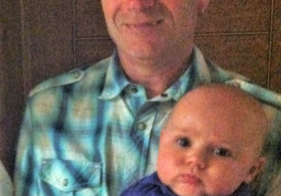 Picture of Jeff and grandson