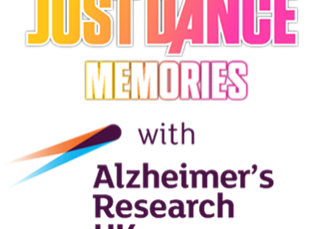 Just Dance and Alzheimer's Research UK