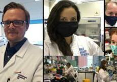selfies of scientists