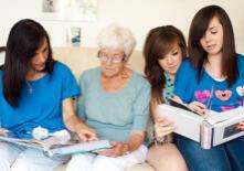 kids-family-with-grandma-reading